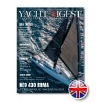 Yacht Digest 8 english cover